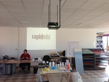 Cursos Microcemento RapidMix