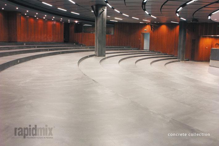 Aplicacion de microcemento concrete