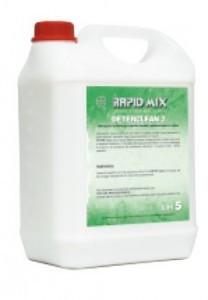 Detergente para limpieza del microcemento