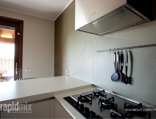 Suelos de microcemento pavimentos continuos de alta decoraci n - Microcemento en cocinas ...